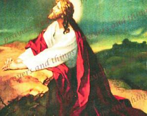 Jesus Praying_wtrmk